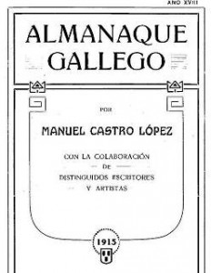 almanaque gallego 1915