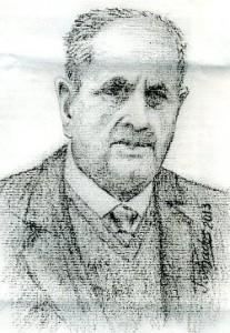 Ricardo Pedreira (debux de J. Puchades)