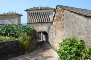 Casal de Vilaverde_Arcada baixo o cabozo_Casa Licho de Vilamor (reducida)