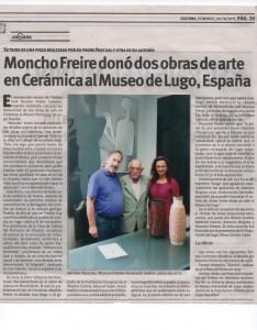 Moncho Freire_doazón ao MPLugo