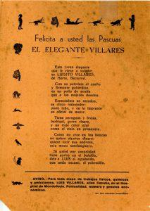 03 Texto de A. Cunqueiro para Luis Villares 'Cazuña' Imp.Suc. de Mancebo