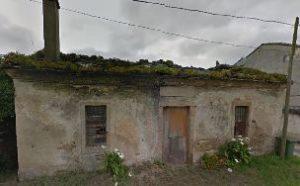 """""""Casilla"""" de Arroxo, en Lourenzá (construída en 1840)"""
