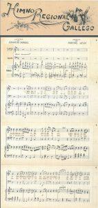 Partitura Himno Galego (1)