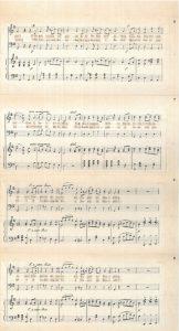 Partitura Himno Galego (2)