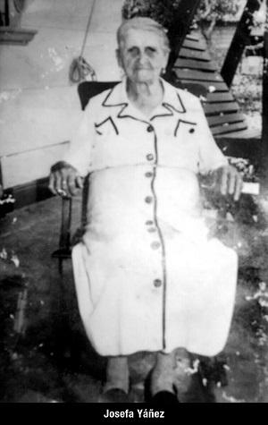 Josefa Yáñez Dobarro. Foto: Quintela