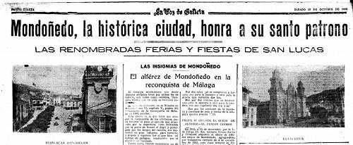 La Voz de Galicia (18.10.1930)