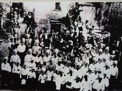 Mondoñedo. Maio 1936