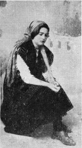 Cándida Fernández-Noriega Bello. Vida Gallega nº 178 (1921)