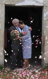 Alicia Tella-Villamarín e Juan Puchades