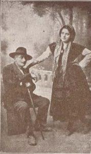 Noriega e Cándida (Cétiga, B. Aires, 10.09.1927)